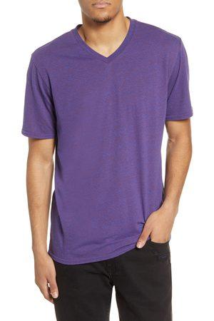 Threads 4 Thought Men's Slim Fit V-Neck T-Shirt