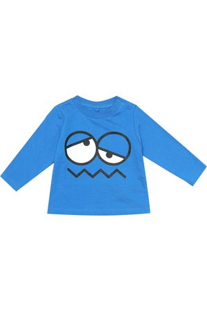 Stella McCartney Baby printed cotton jersey T-shirt