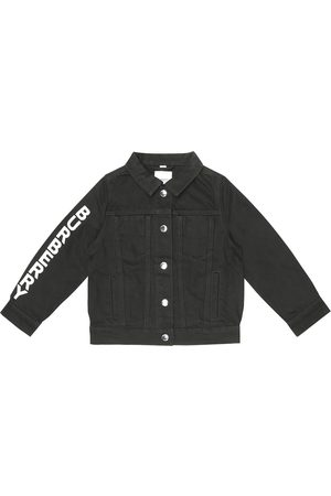 Burberry Logo denim jacket