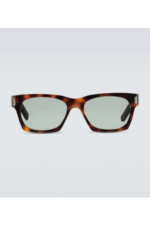 Saint Laurent Men Square - Square-frame sunglasses