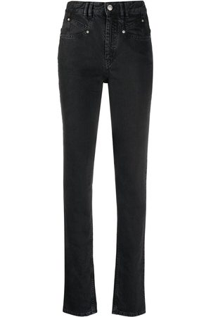 Isabel Marant High-waisted skinny jeans