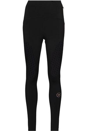 adidas Logo-print workout leggings