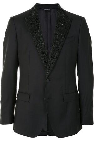 Dolce & Gabbana Appliqué lapel jacket