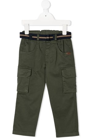 Lapin House Straight-leg cargo trousers