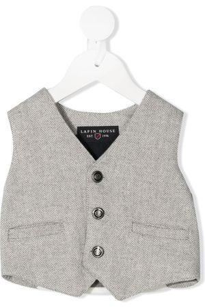 Lapin House Formal wool waistcoat