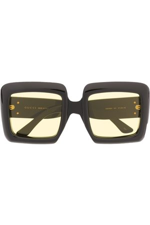 Gucci Square - Oversized square-frame sunglasses