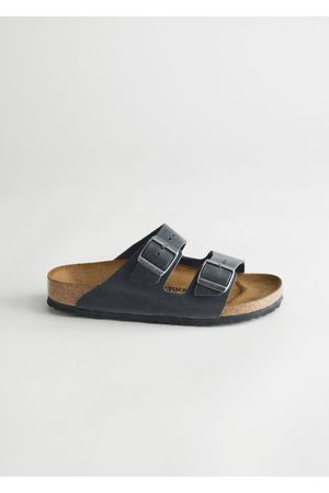 & OTHER STORIES Birkenstock Arizona Oiled Leather