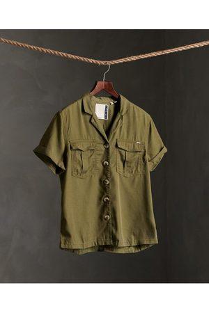 Superdry Kaya Military Shirt
