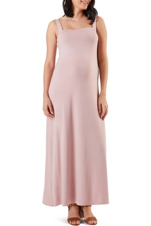 STOWAWAY COLLECTION Women's Cara Maternity Maxi Dress
