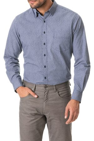 Rodd & Gunn Men's Moores Valley Sports Fit Floral Button-Up Shirt