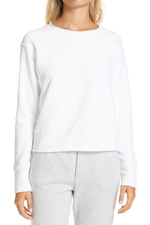 FRANK & EILEEN Women's Boyfriend Cotton Sweatshirt