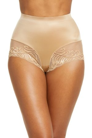 Natori Women's Feathers Everyday Control Top Shaping Briefs