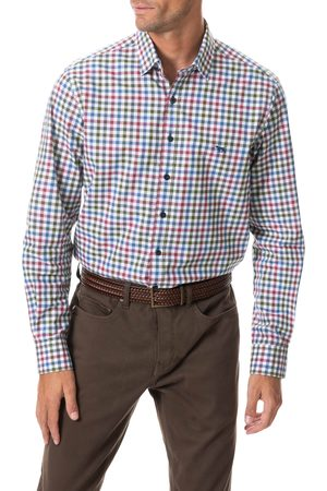 Rodd & Gunn Men's Westmere Check Button-Up Shirt