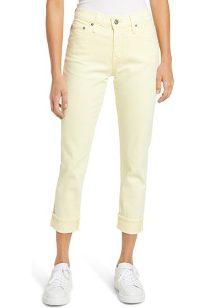 AG Women's The Ex-Boyfriend Crop Slim Jeans