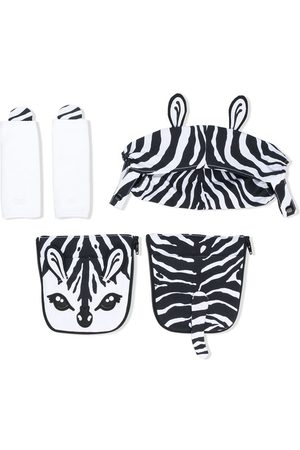Dolce & Gabbana Baby Changing Bags - Zebra baby carrier covers