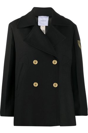 Patou Double breasted coat