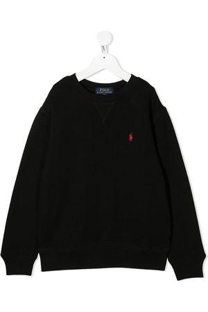 Ralph Lauren Logo crew neck sweatshirt