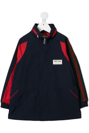 Gucci Logo patch jacket