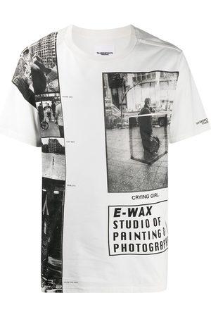 Takahiromiyashita The Soloist Logo print t-shirt