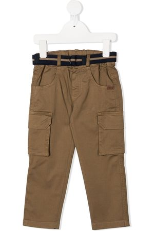 Lapin House Straight leg chino trousers - Neutrals