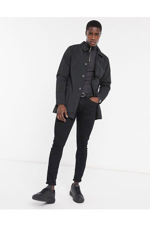 French Connection Lined trench coat in