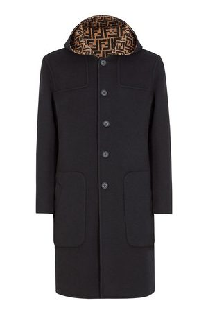 Fendi Men Coats - Duffel Coat