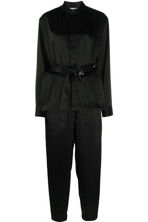 Y-3 Tech silk jumpsuit
