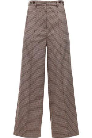 Rokh Oversize Wide Leg Pants