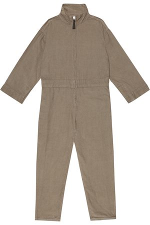 Caramel Hobby cotton jumpsuit