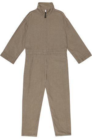 Caramel Hobby cotton jumpsuit