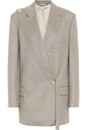 Stella McCartney Rylee wool blazer