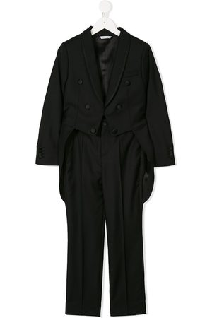 Dolce & Gabbana Boys Suits - Double-breasted suit set