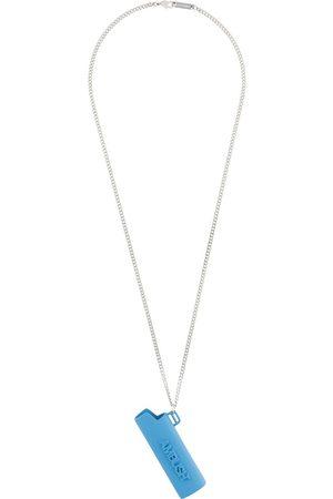 AMBUSH Men Necklaces - Logo pendant necklace