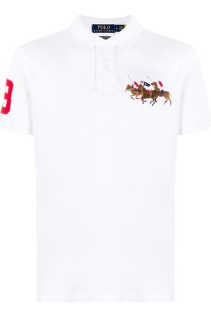Polo Ralph Lauren Men Polo Shirts - Triple-Pony polo shirt