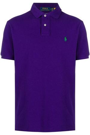 Polo Ralph Lauren Men Polo Shirts - Logo embroidered polo shirt