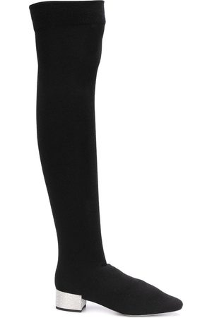 RENÉ CAOVILLA Women Midi Skirts - Grace sock knee-length boots