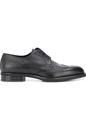 BALDININI Brogue-detailing derby shoes