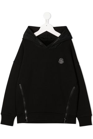 Moncler Long sleeve zipped sweatshirt