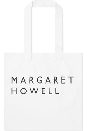 MARGARET HOWELL Logo Tote Bag
