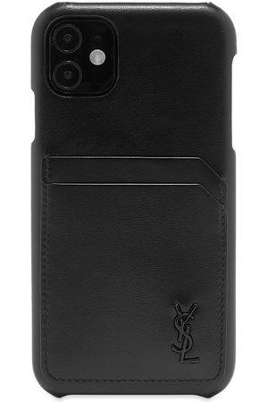 Saint Laurent Tiny Monogram iPhone 11 Pro Case