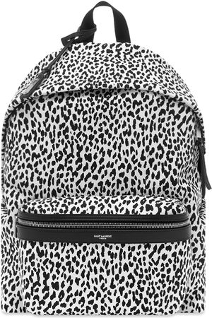 Saint Laurent City Backpack