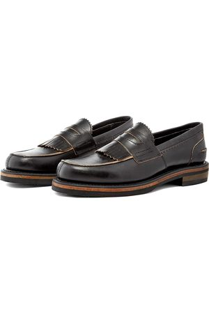OUR LEGACY Leather Loafer