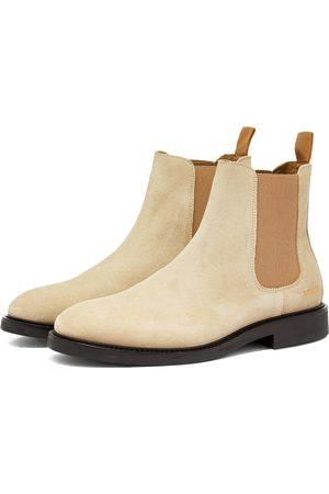 Axel Arigato Suede Chelsea Boot