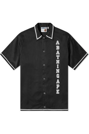 AAPE BY A BATHING APE Short Sleeve Relaxed Classic Disco Shirt
