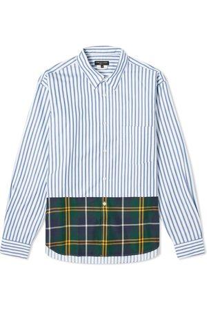 Comme des Garçons Comme des Garcons Homme Plus Tartan Check Stripe Shirt