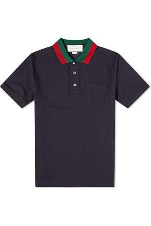 Gucci Grg Collar Polo