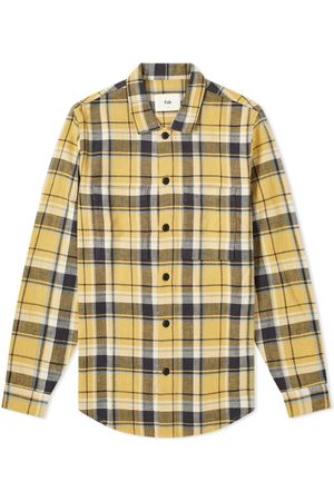 Folk Shirt Jacket