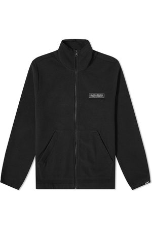 Napapijri Patch Full Zip Polar Fleece