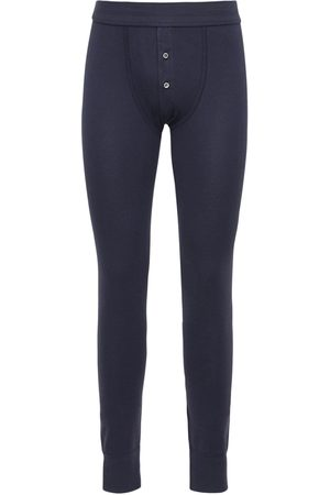 RON DORFF Stretch Cotton Base Layer Pants