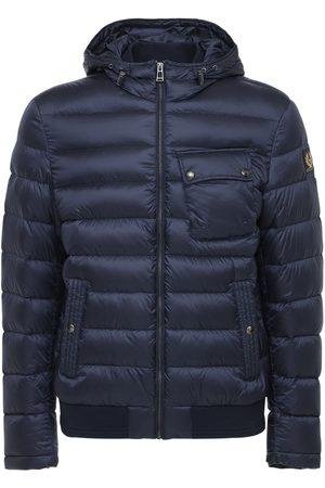 Belstaff Streamline Nylon Down Jacket